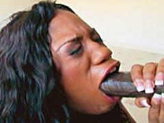 Mean Lexington Steele enjoys doing filthy facials to kinky girls
