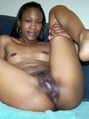 Photo set of random sexy black girlfriends