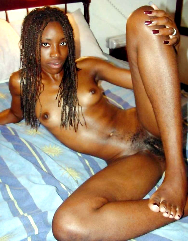 Old Black Man Young Black Girl