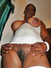 Before with an increment of after sex, eternal fucked black slut