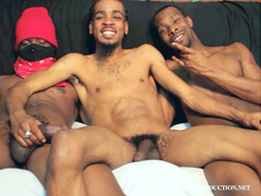 Tyson Sexford, Thug Seduction group sex scene